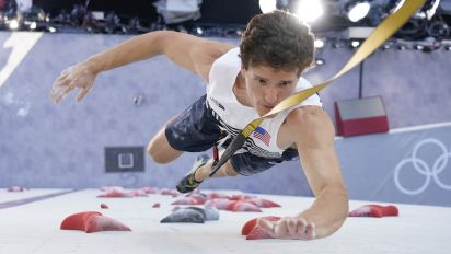 Top climbers are hating on Olympic format
