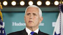 VP Pence warns 'there will be consequences' if missing journalist Jamal Khashoggi was murdered