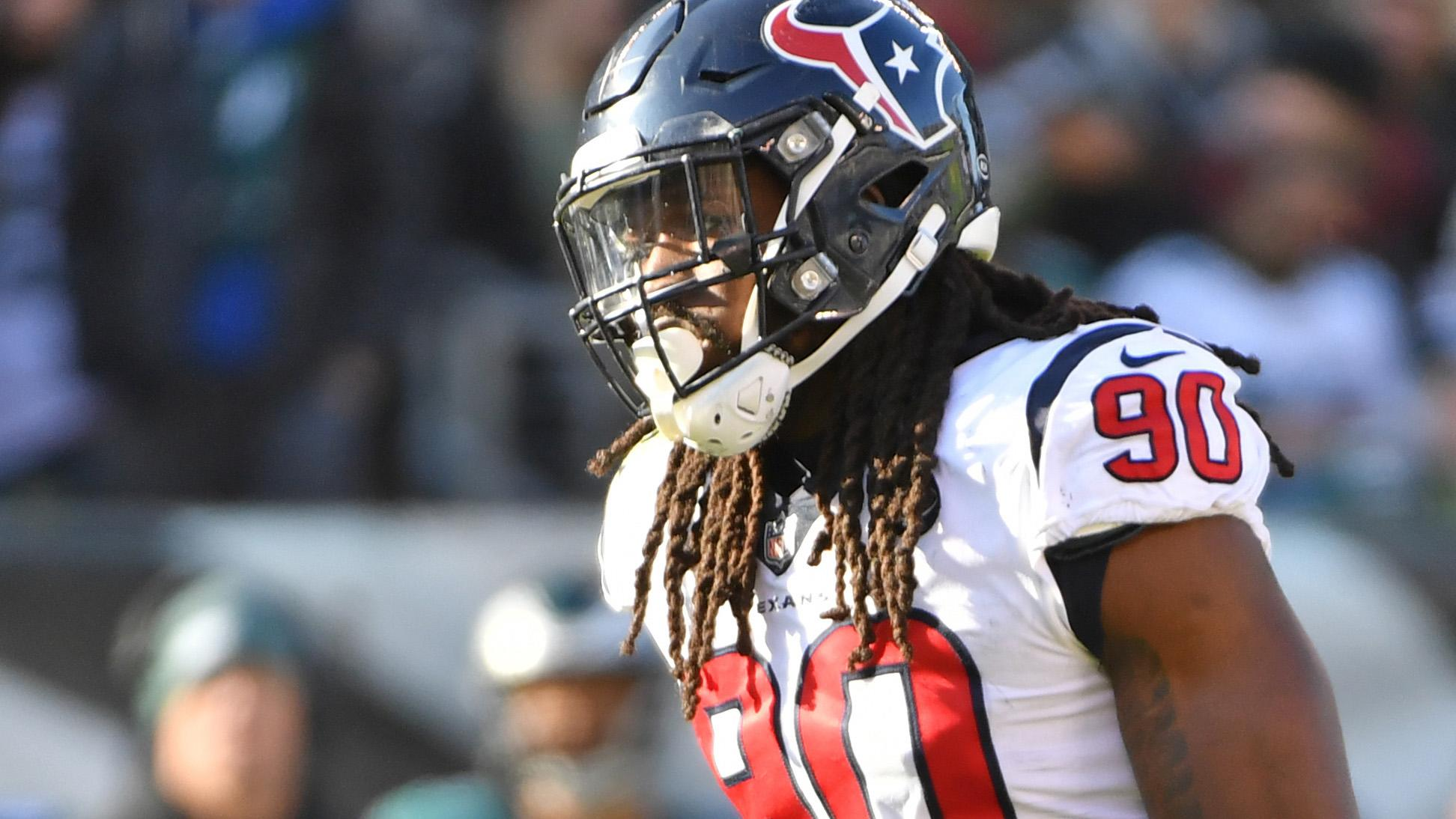 various colors 684e2 25a0b Report: Jadeveon Clowney prefers Seahawks as potential trade ...