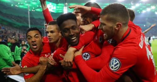 Foot - ALL - Coupe - L'Eintracht Francfort rejoint la finale de la Coupe d'Allemagne