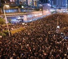 A history of massive Hong Kong protests