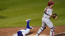 Lugo lifts Mets over Phillies; Harper erupts after ejection