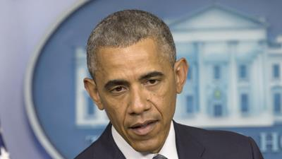 Obama: Plane Downed by Missile, 1 American Dead