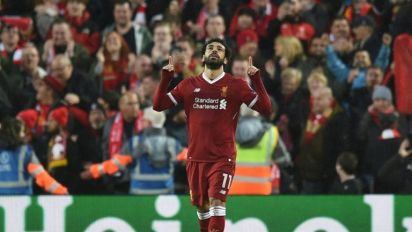 Egypt's Salah wins admiration of Israel defence minister