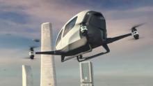 想一個人在天空中飛行 杜拜7月推無人機載客