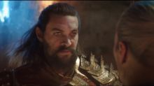 Warner Bros. unveils the first trailers for 'Aquaman' and 'Shazam'