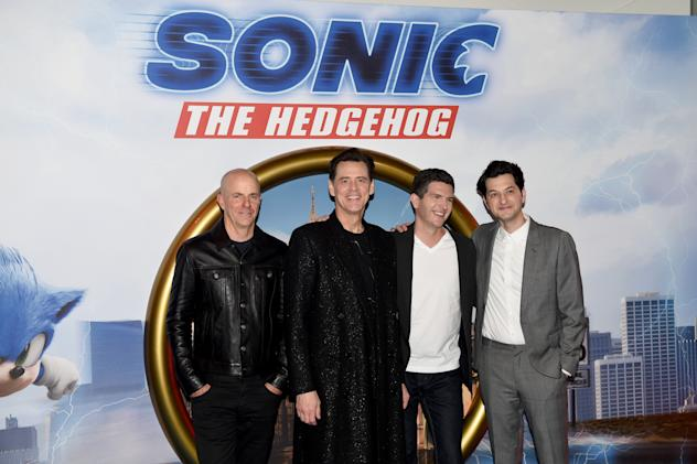 'Sonic the Hedgehog 2' is scheduled for release in 2022