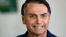 Brazil's far-right presidential candidate Bolsonaro holds wide lead: poll