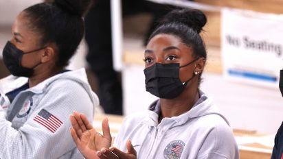 Biles inspires generation of Black gymnasts