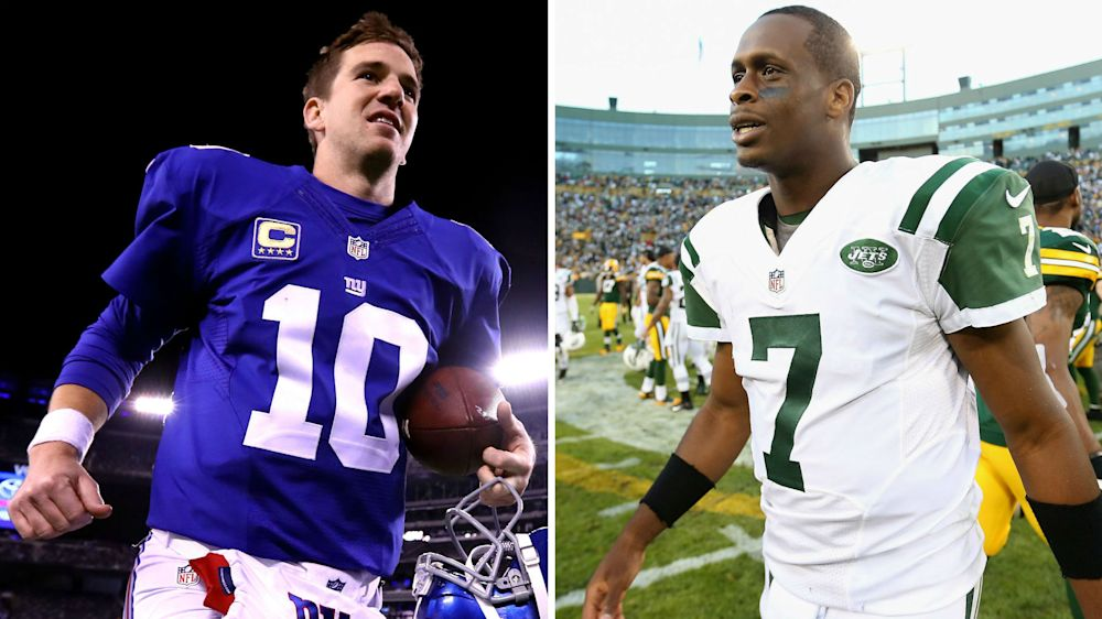 Geno Smith as Giants' QB of the future? Ben McAdoo 'can't see why not'