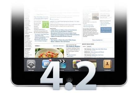 iOS 4.2 lightens the load on cellular networks
