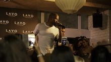 Hollywood stars Jamie Foxx, Wilmer Valderrama ring in the new year at LAVO Singapore