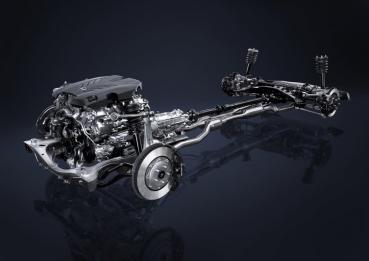 為解決 GA-L 平台過重的缺點,Toyota 考慮推出另一組後驅平台、衍生不同車型!