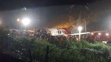 Mindestens 17 Tote bei Flugzeugunglück in Indien