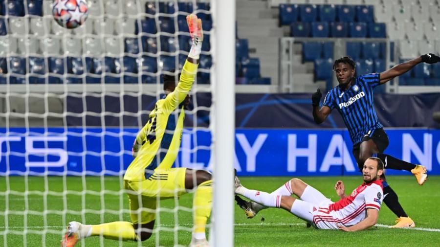 Atalanta-Ajax, spettacolo e 2-2