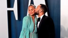 John Legend says he's 'in awe' of wife Chrissy Teigen's strength after baby loss