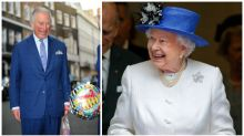 The Queen's proud mum moment at Prince Charles 70th birthday