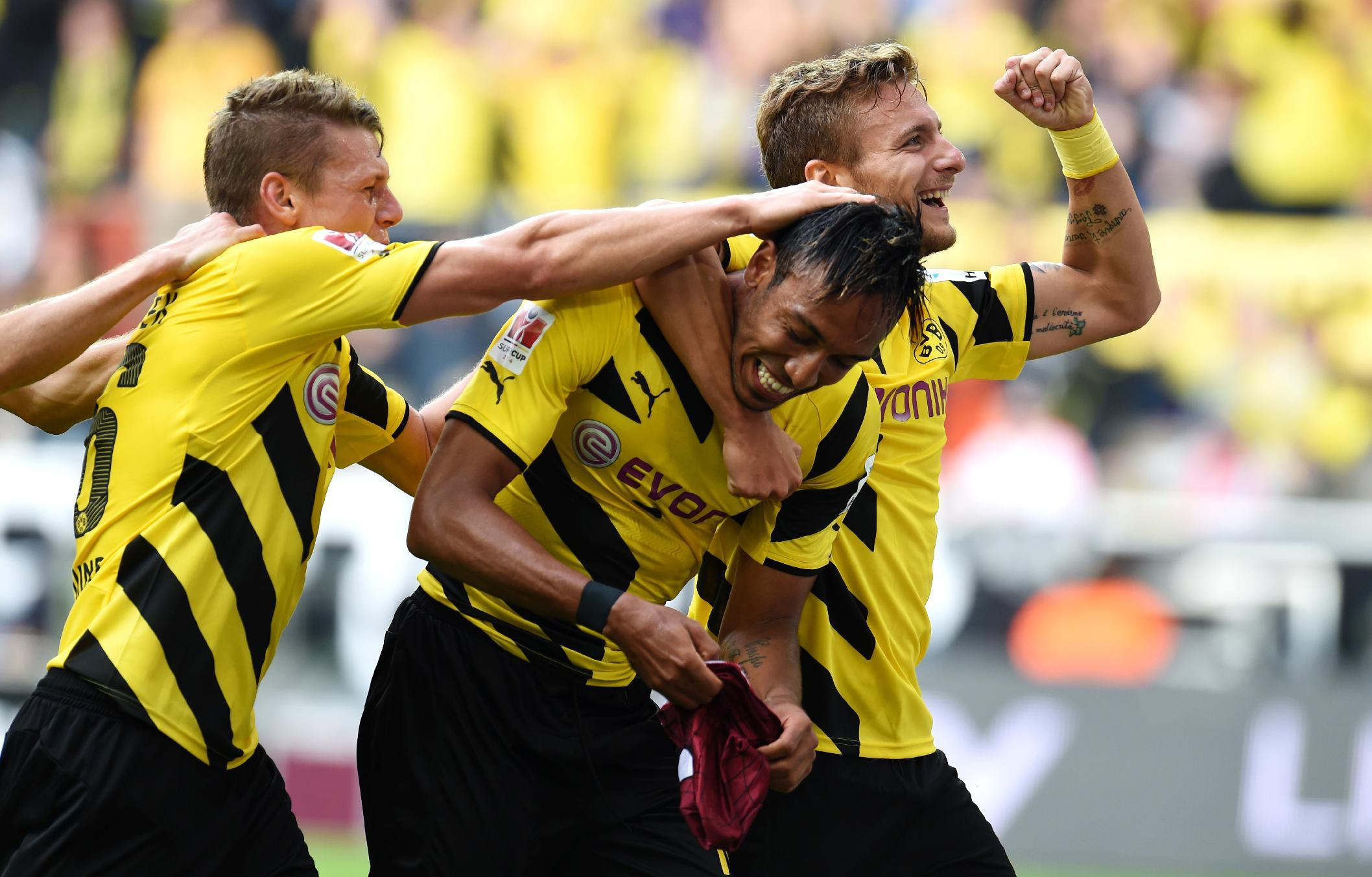 Dortmund Bayern Supercup übertragung