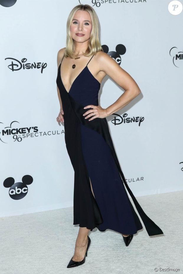 Kristen bell se met les internautes dos apr s sa for On se lave blanche neige