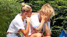 Justin Bieber finally explains why he was crying with Hailey Baldwin