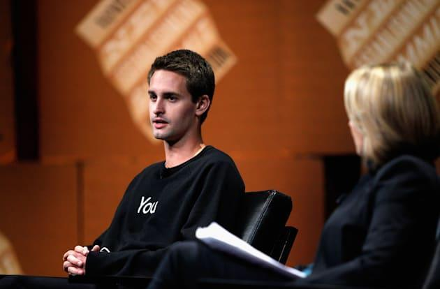 Snapchat's evaporating news feed is getting ads 'soon'