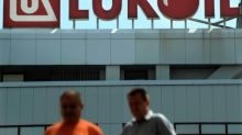 Oil price slide hits Russia's Lukoil