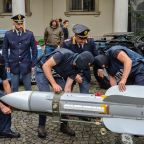 Italy seizes missile from far-right sympathisers