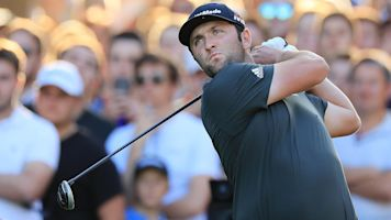 'It's going to be a big battle': Jon Rahm and Danny Willett lead PGA Championship by three shots