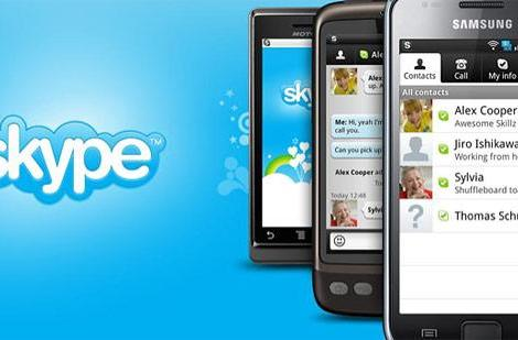 Skype for Android update adds US 3G calling, fixes personal data hole