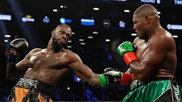 Wilder is the heavyweight champ boxing needs