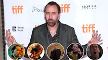 This is what Nicolas Cage thinks about five of his most famous films (exclusive)