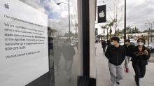 El coronavirus golpea al comercio minorista: tiendas cerradas y horarios reducidos