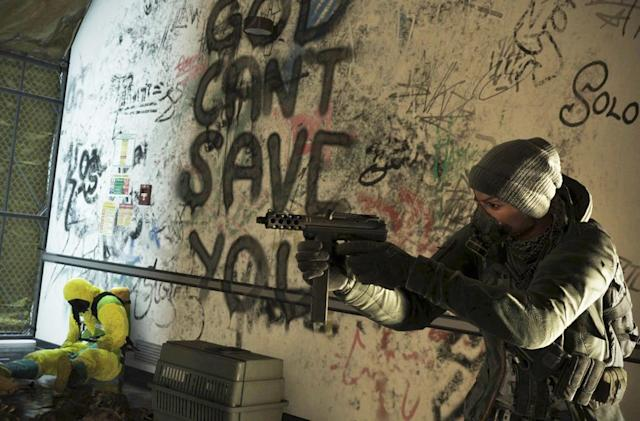 Ubisoft breaks out the banhammer for 'The Division' cheaters