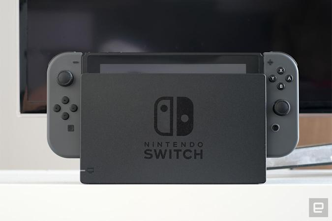 Nintendo's rumored OLED Switch may arrive in September