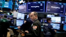 U.S. dollar up, yield curve flat, on inflation; stocks rise