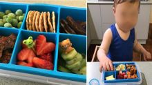 Mum's $5 Kmart lunchbox hack