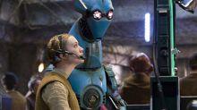 Star Wars: Carrie Fisher's Daughter Has Inherited Leia'sBun Hair
