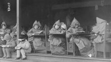 Coronavirus y educación: la original manera con la que hace 100 años se fomentó el regreso a la escuela en medio de una terrible enfermedad infecciosa