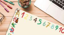 Bereit für die Einschulung: Die coolsten Sachen für den ersten Schreibtisch