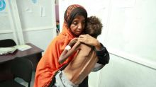 Yemen facing the 'world's worst famine in 100 years' if fighting does not stop, warns the UN