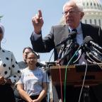 The Squad Begins To Back Sen. Bernie Sanders