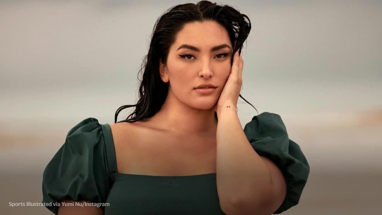 news.yahoo.com: Yumi Nu is Sports Illustrated's first Asian curvy model