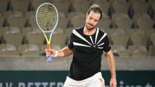 Tennis - ATP - Anvers - Anvers: Richard Gasquet renversé par Alex De Minaur