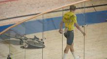 Olympics-Cycling-Lucky escape for Australian Porter after handlebar failure