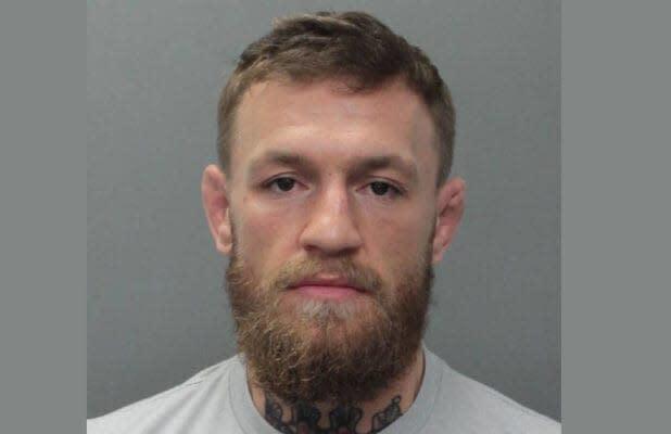 UFC Fighter Conor McGregor Arrested After Accusations of Sexual Assault, Indecent Exposure