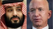 Bezos learns the harsh lesson of texting a crown prince fond of crucifixions