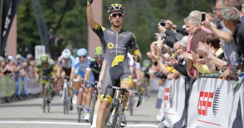 Cyclisme - C. de la Sarthe - Circuit de la Sarthe - 2e étape : Bryan Coquard s'impose au sprint
