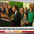Guy Benson says Brett Kavanaugh's opponents want to put an asterisk by his name