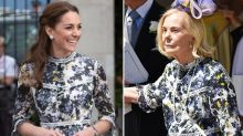 Royal Repeat! Kate Middleton Rocks Same Floral Dress That Duchess of Kent, 86, Wore Last Year