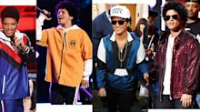 Bruno Mars' Style Is Completely Over the Top